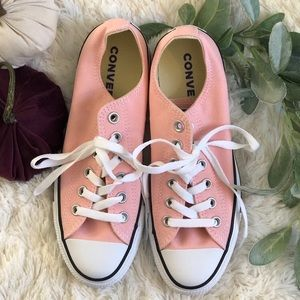 New In Box Pink Converse